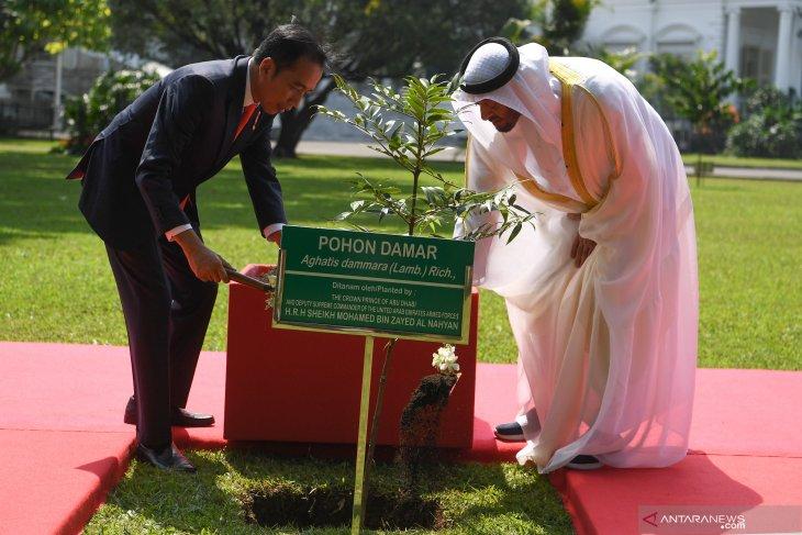 Crown Prince's visit bolsters partnerships between Indonesia, UAE