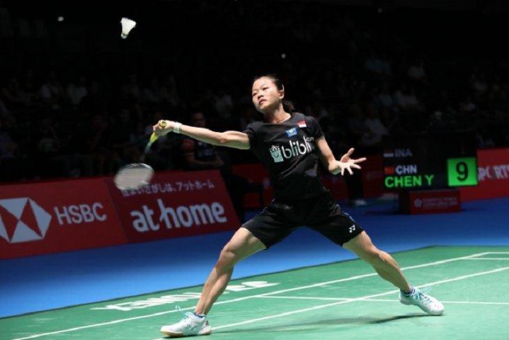 Fitriani terhenti babak pertama Denmark Open