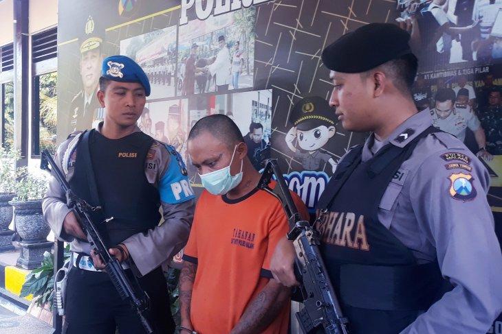Residivis pelaku sodomi terhadap remaja ditangkap polisi Malang