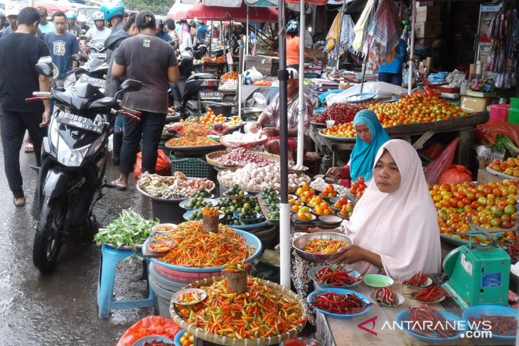 Harga cabai rawit di Ambon mahal