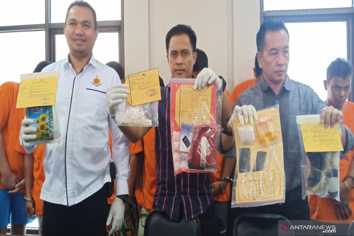Malaysian drug ring keeps targeting South Kalimantan: police
