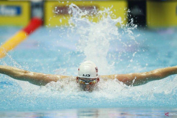 FINA jadwal ulang Kejuaraan Dunia Akuatik