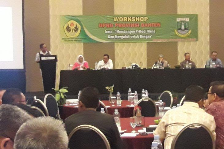 DPRD Banten selesaikan Raperda RPJMD sebelum masa jabatan berakhir