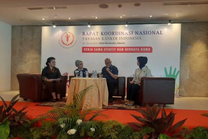 Penyakit kanker di Indonesia terus meningkat
