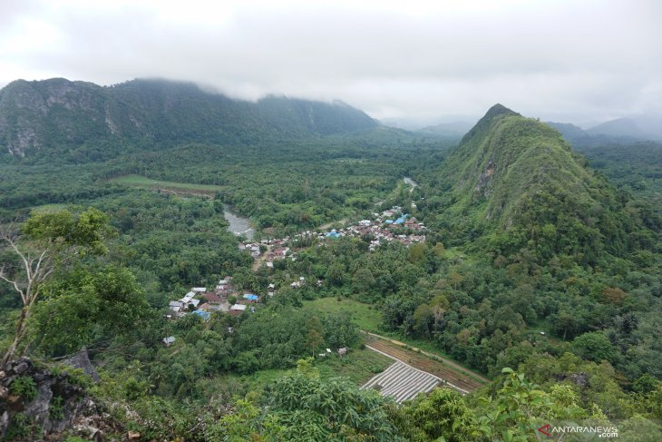 Menteri ingin Pegunungan Meratus jadi Geopark UNESCO