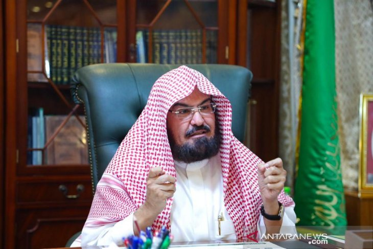 Council of two holy mosques ready for pilgrims