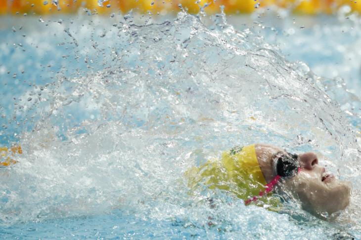 Olimpiade  Tokyo, Perenang Australia Kaylee McKeown rebut emas di Olimpiade pertamanya