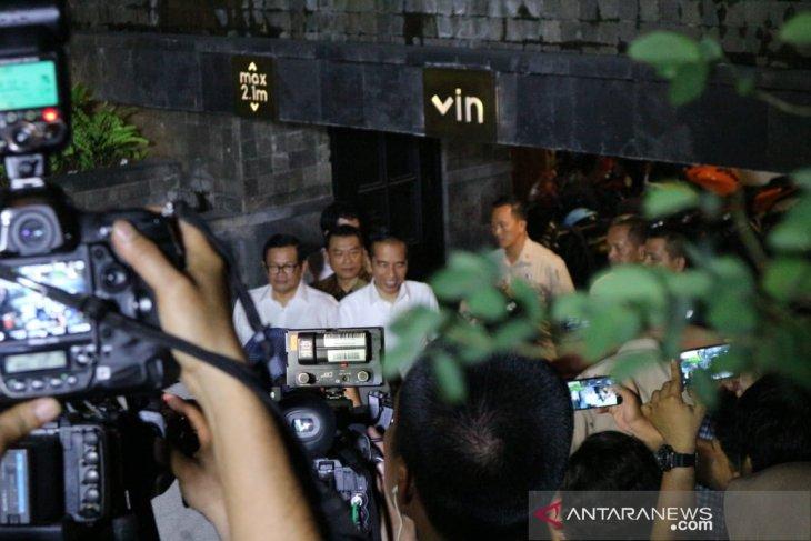 Jokowi akui sudah minta nama calon menteri ke partai koalisi