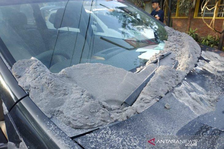 Erupsi Tangkuban Parahu tak didahului peningkatan gempa vulkanik