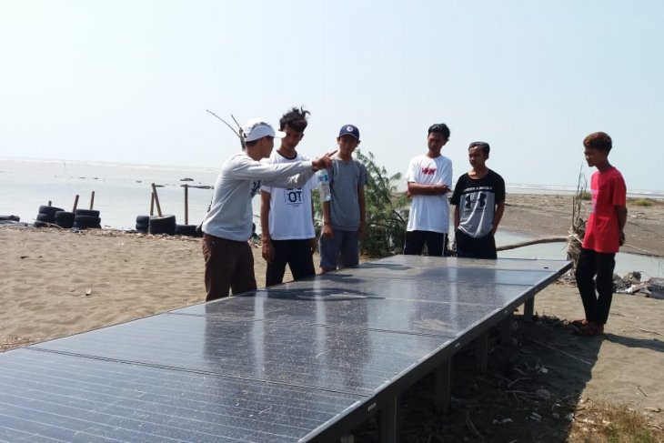 UI conducts ecotourism development in Bungin fishing village