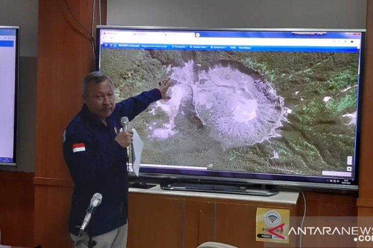PVMBG kirim surat evaluasi sebelum erupsi gunung Tangkuban Parahu