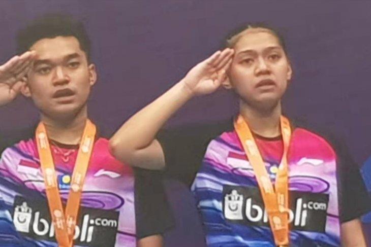 Indonesia sabet gelar di Kejuaraan Bulu Tangkis Junior Asia
