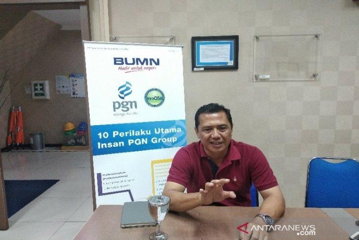 PGN Medan dapat dua lagi pelanggan industri
