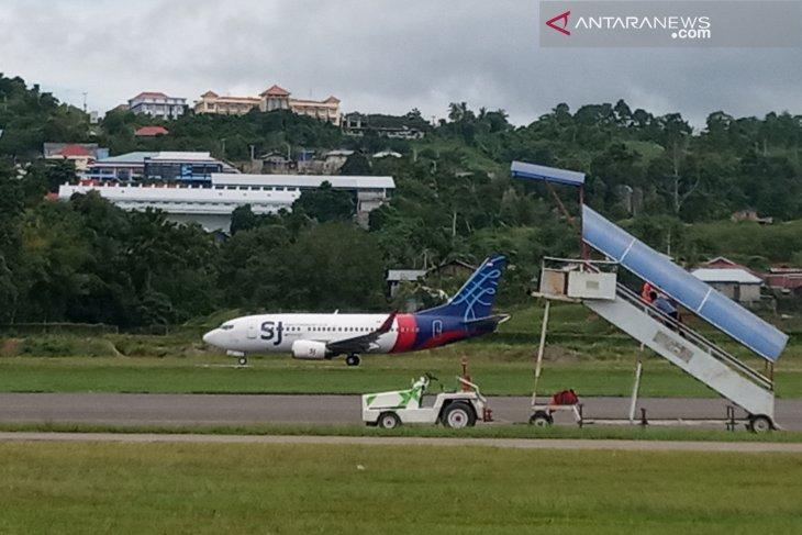 Sriwijaya Air hentikan penerbangan ke Manokwari
