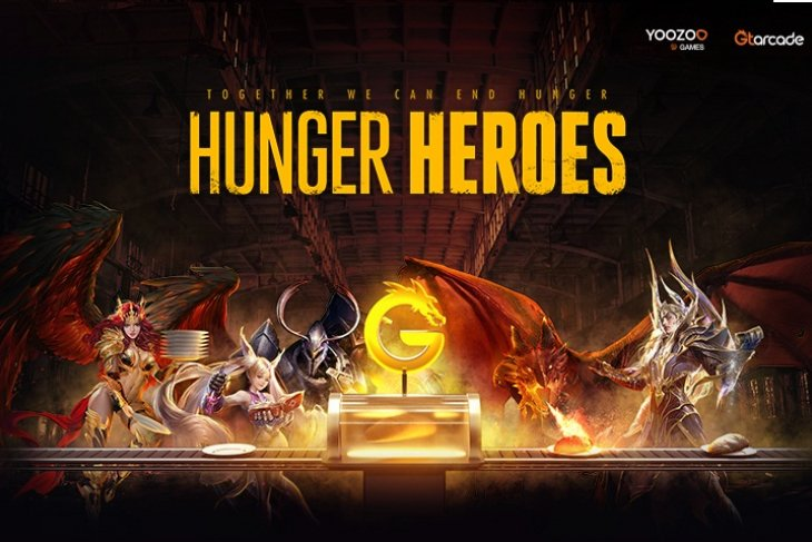 GTarcade's Hunger Heroes gaming marathon is here