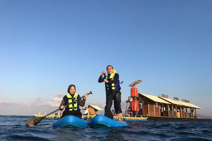 Wisata bahari Banyuwangi suguhkan olahraga air