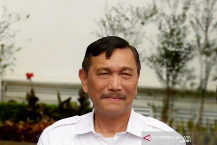 Luhut tegaskan bantuan asuransi China sebatas saran