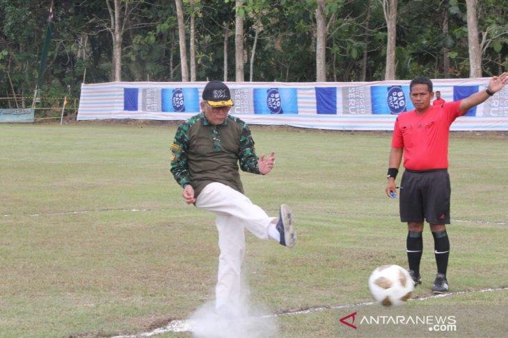 74 club bola se-Banua Anam ikuti turnamen Manuntung Cup