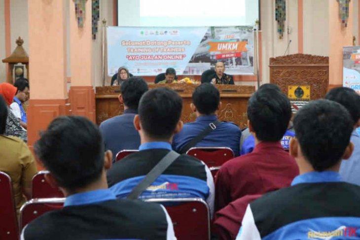 Setahun Jokowi-Ma'ruf - Pemerintah dorong inovasi penjualan  berbasis daring