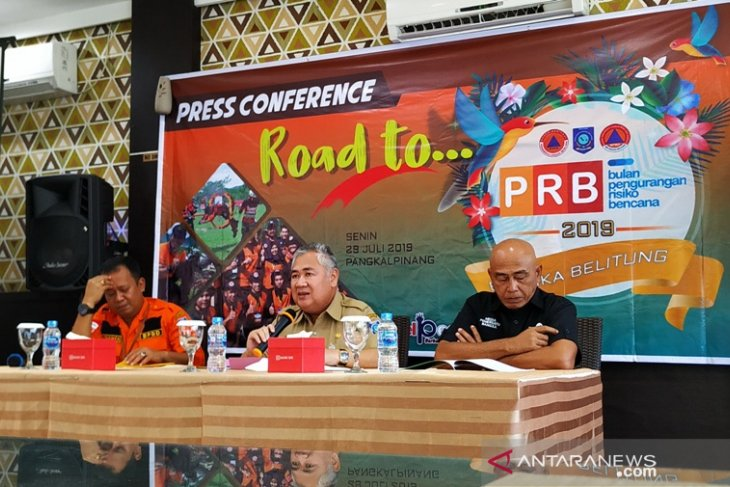 Anggaran PRB Nasional di Bangka Belitung Rp26,2 miliar