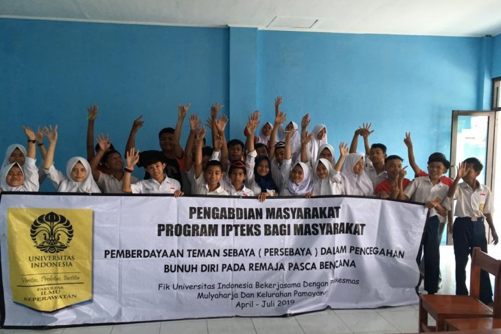 University of Indonesia introduces youth suicide prevention program