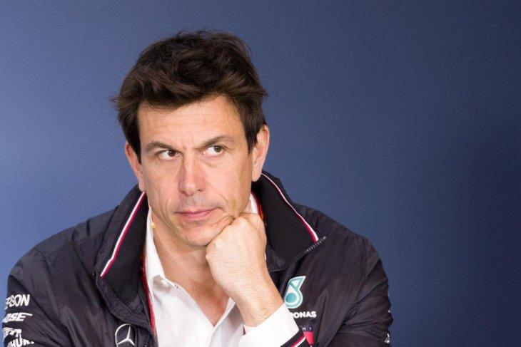 Wolff tak dampingi Mercedes di Grand Prix