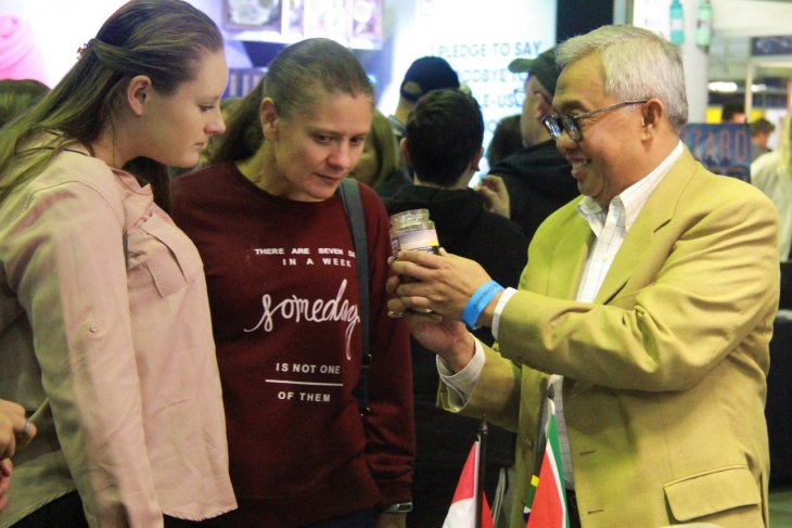 Indonesian Ambassador promotes Sumedang Coffee in Africa