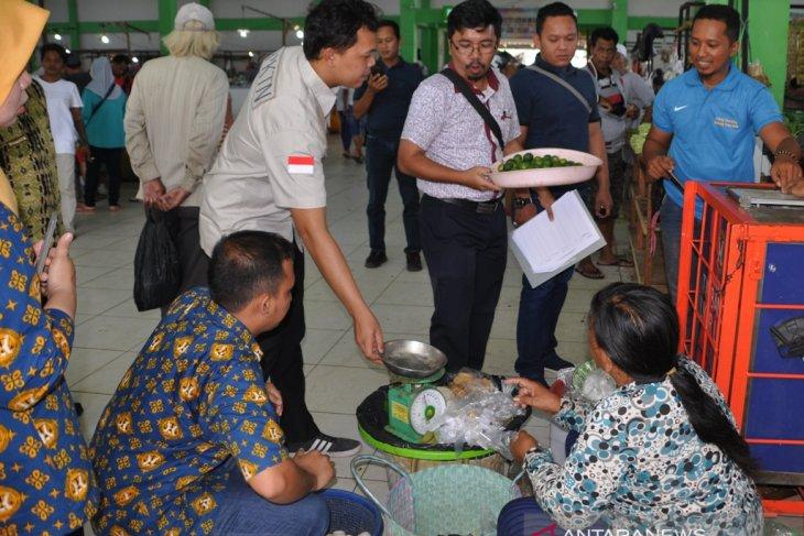 Pemkab Belitung Timur usulkan Pasar Lipat Kijang jadi contoh tertib ukur