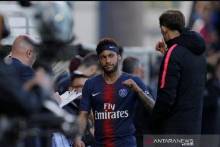Madrid beralih kontrak Neymar jika gagal tarik Pogba