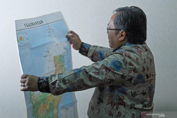 Penajam dinilai strategis dijadikan Ibu kota negara