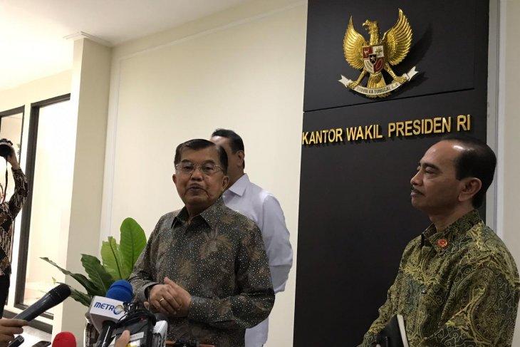 JK: Pemindahkan ibu kota ke Kalimantan harus hati-hati