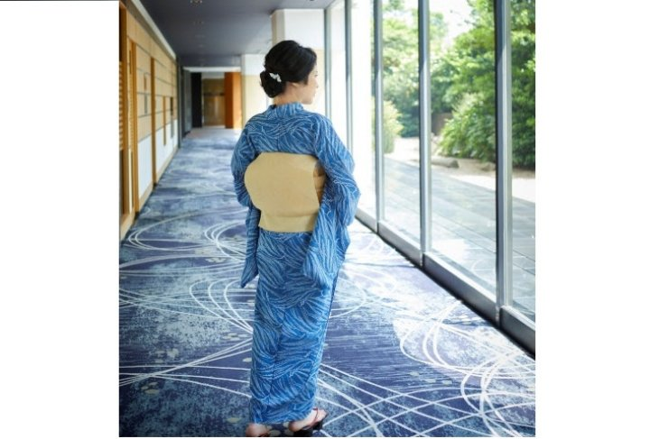 """Keio Plaza Hotel Tokyo hosts """"Staying Cool in Summer – Japanese Wisdom and Beauty"""" cultural exhibition"""