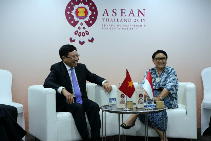 Indonesia, Vietnam to expedite completion of EEZ delimitation