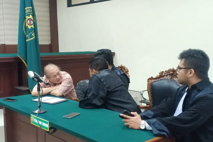 Terdakwa korupsi dana Jasmas Surabaya divonis enam tahun penjara