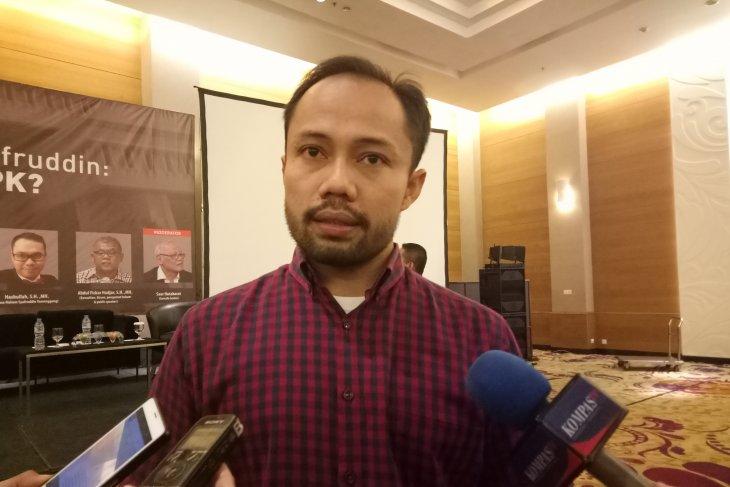 ICW: KPK lakukan upaya hukum ganda untuk kembalikan uang negara