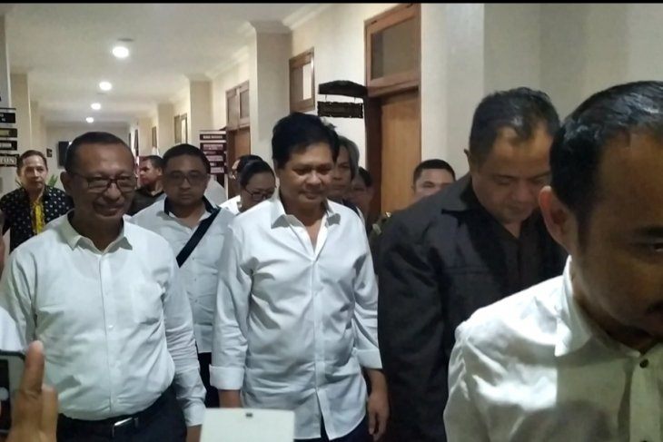 Polisi limpahkan mantan Wagub Bali ke Kejaksaan