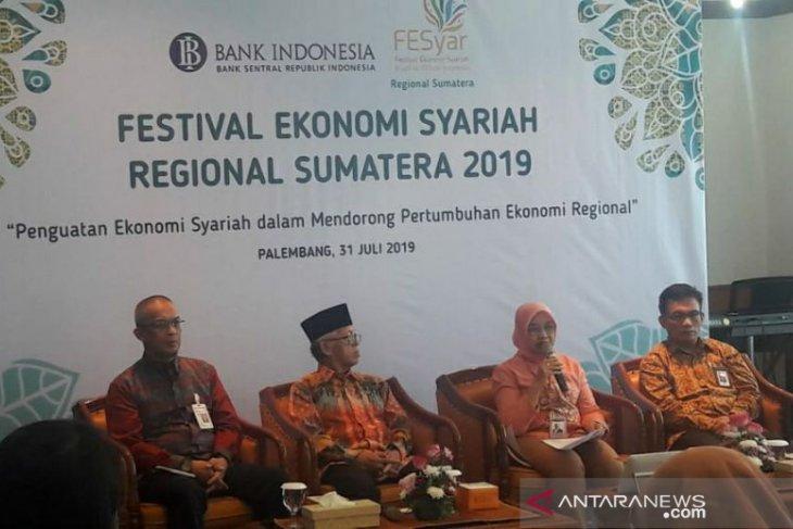 BI: Fesyar 2019 implementasikan pengembangan ekonomi dan keuangan syariah