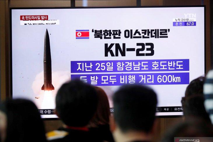 Korea Utara tembakkan rudal untuk keempat kalinya