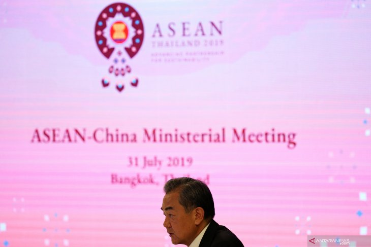 China and ASEAN set up a good example of a new type of international relations