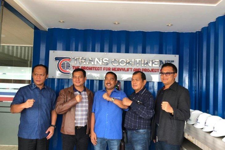 Wakasad tinjau basecamp Trans Continent milik pengusaha Aceh di Sumut