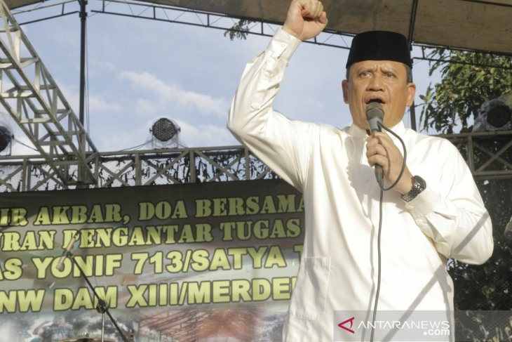 Pemkab Gorontalo apresiasi tugas pamtas Yonif 713