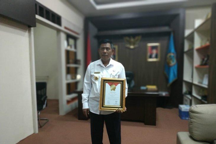 Bupati Citra terima penghargaan TOP Eksekutif Muslim 2019