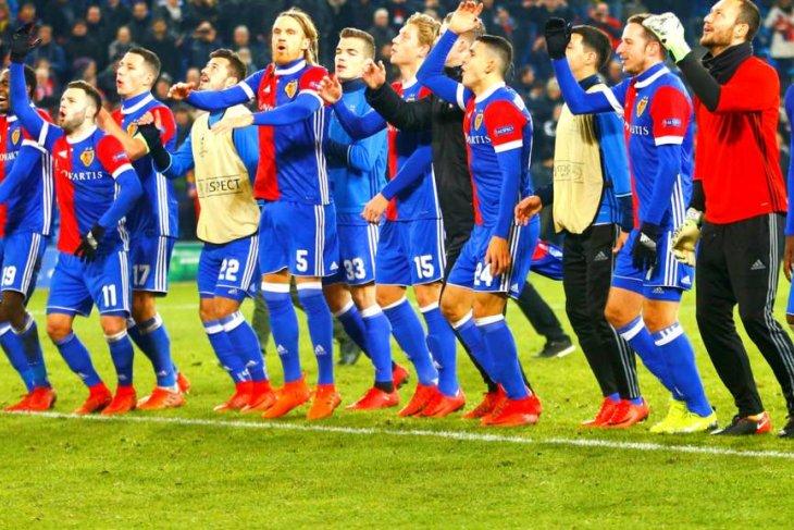 Basel kalahkan PSV