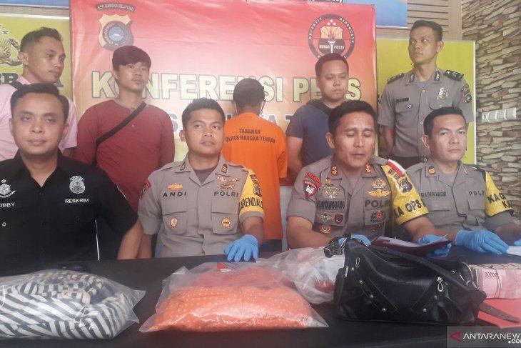 Polres Bangka Tengah tangkap pelaku pembunuh Nek Nur