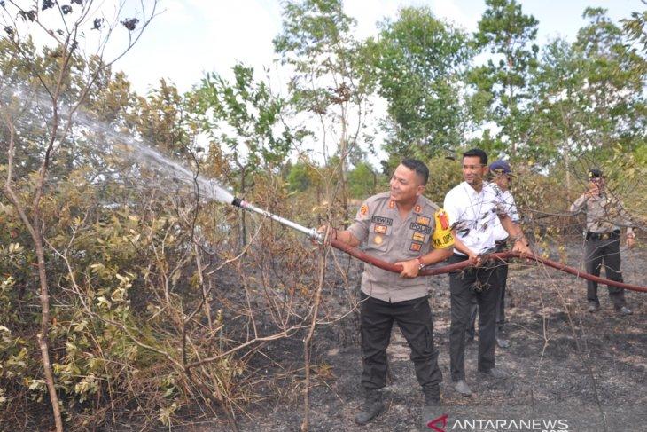 Wabup Belitung Timur, Burhanuddin imbau petani tidak bakar lahan