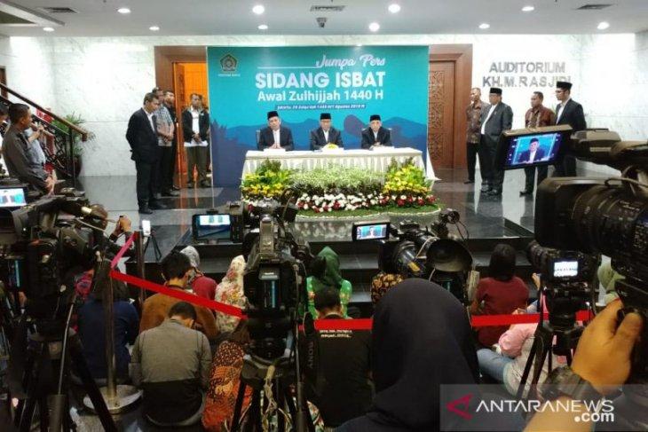 Kemenag: Sidang Isbat Ramadhan diadakan melalui video konferensi