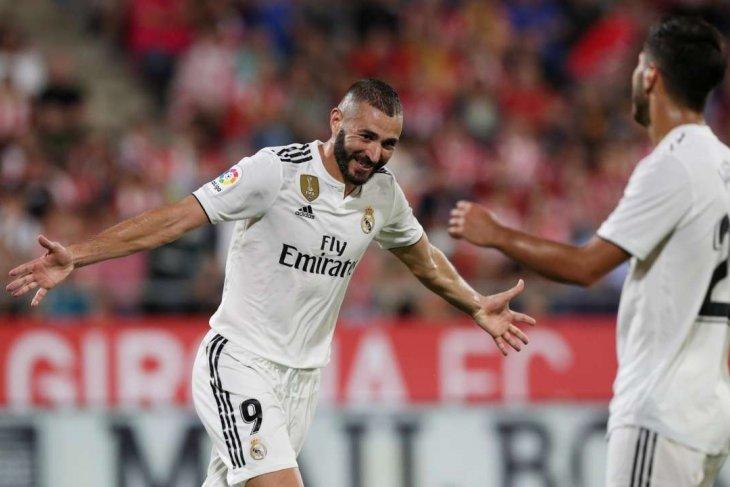 Benzema hatrik, Madrid bantai Fenerbahce 5-3