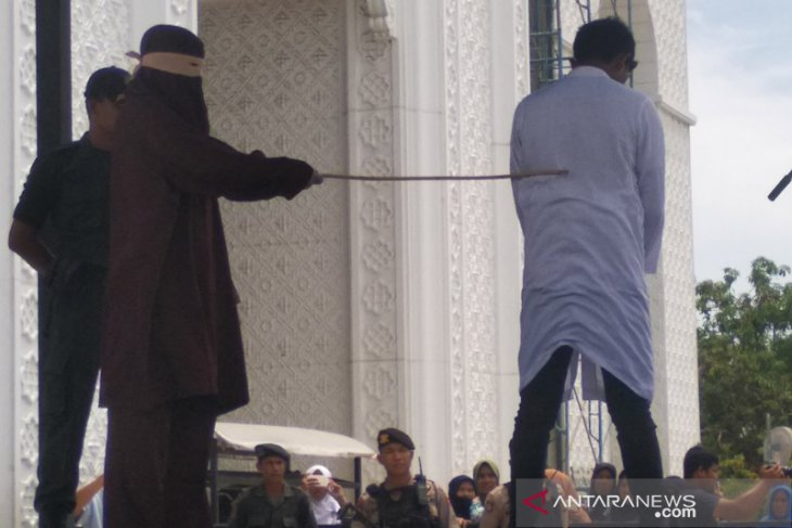 Wali Kota Banda Aceh ingatkan terhukum cambuk jangan jadi bahan  ejekan