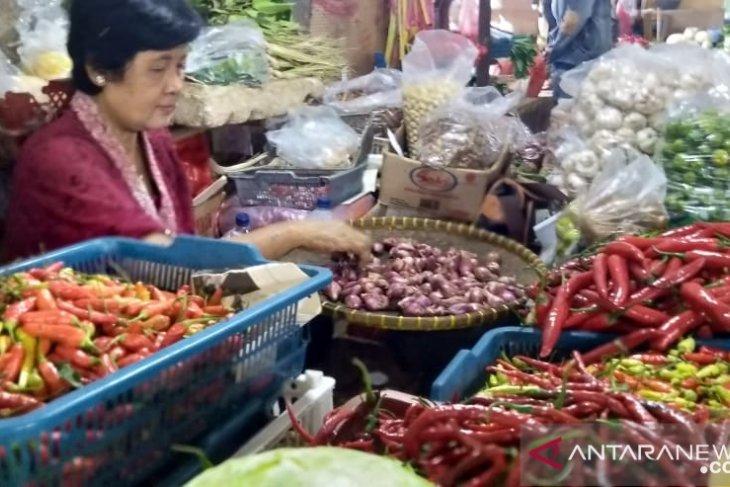 Jelang Idul Adha harga cabai di Tangsel
