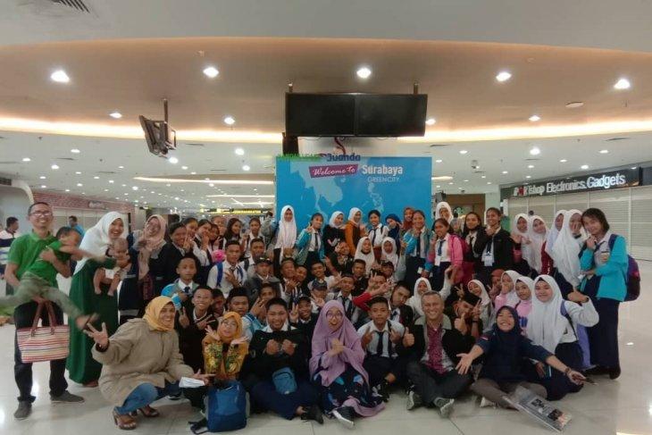 500 anak pekerja migran Indonesia  lanjutkan sekolah di Tanah Air